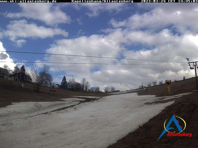 Skikarussell Altastenberg - Webcam 2